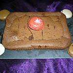 recette Le craquelé au chocolat caramel