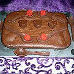 Brownies chocolat/noix/amandes