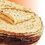 recette Ma pâte a crêpe