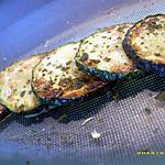 recette courgettes marinées au vinaigre (apéro en famille)