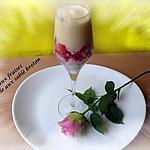 recette tiramisu aux fraises et crumble aux sablés breton