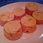 recette Petits flans de carottes express