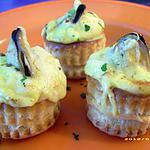 recette petits feuilletés chauds aux moules (apéro chic)
