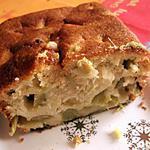 recette Cake à la rhubarbe