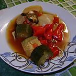 recette Soupe rouge au chou ( light )