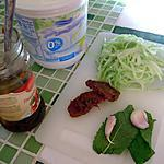 recette Tsatsiki provencal