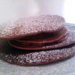 recette Pancakes chocolat!