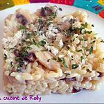 recette Risotto crémeux champignons, parmesan