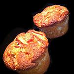 recette Muffins Pomme Cannelle !