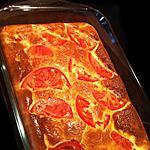 recette Quiche sans pâte !