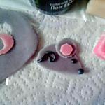 recette souris en pate d'amande