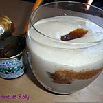 recette Tiramisu à la crème de marrons