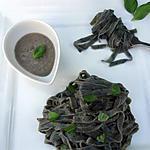 recette tagliatelles aux olives maison