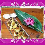 recette Croquettes de poisson à la citronnelle