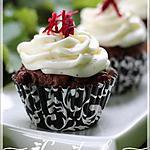 recette Cupcakes chocolat betterave