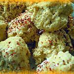 recette Boulettes DUKAN de poisson blanc au son d'avoine & tofu soyeux au cuit-vapeur