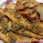 recette Filet de poisson à la moutarde