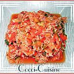 recette Riz à la Camarguaise