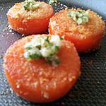 recette Tomates panés