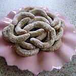 recette croissants aux noisettes