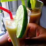recette Piña colada sans alcool