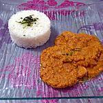 recette Poisson à l'indienne