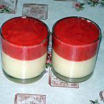 recette Mousse de semoule