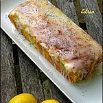 recette Cake Pomme Citron Pavot