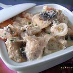 recette cassolette de crabe