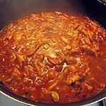 recette Korma de poulet