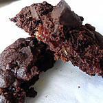 recette cookies moelleux choco-cerises