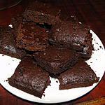 recette Brownies légères