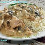 Poulet Tandoori et riz Basmati