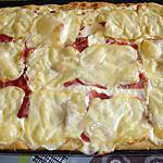 recette pizza montagnarde