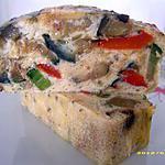 recette flan de légumes à la provençale