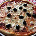 recette Pizza maison