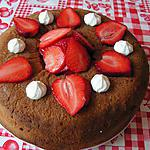 recette Baba moelleux aux fraises
