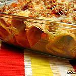 recette Enchiladas végétariennes aux légumes et au gruyère