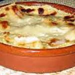 recette Ravilolis aux champigons et à la crème de curry
