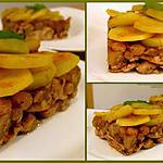 recette Tajine au poulet et aux poires confites aux épices