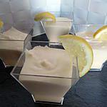 recette Mousse au mascarpone au citron façon LILI