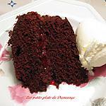 recette Gâteau au chocolat Crisco
