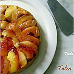 recette Tarte tatin