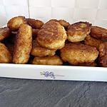 recette Nuggets de poisson façon acras