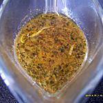 recette marinade au citron et à la menthe (pour volaille et poisson)