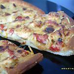 recette pizza manureva
