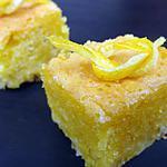 recette gateau citron-amandes-limoncello