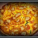 recette Tarte saumon asperges Rouy