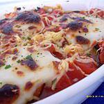recette aubergines à la mozzarella