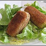 recette Croquettes de thon et pommes de terre
